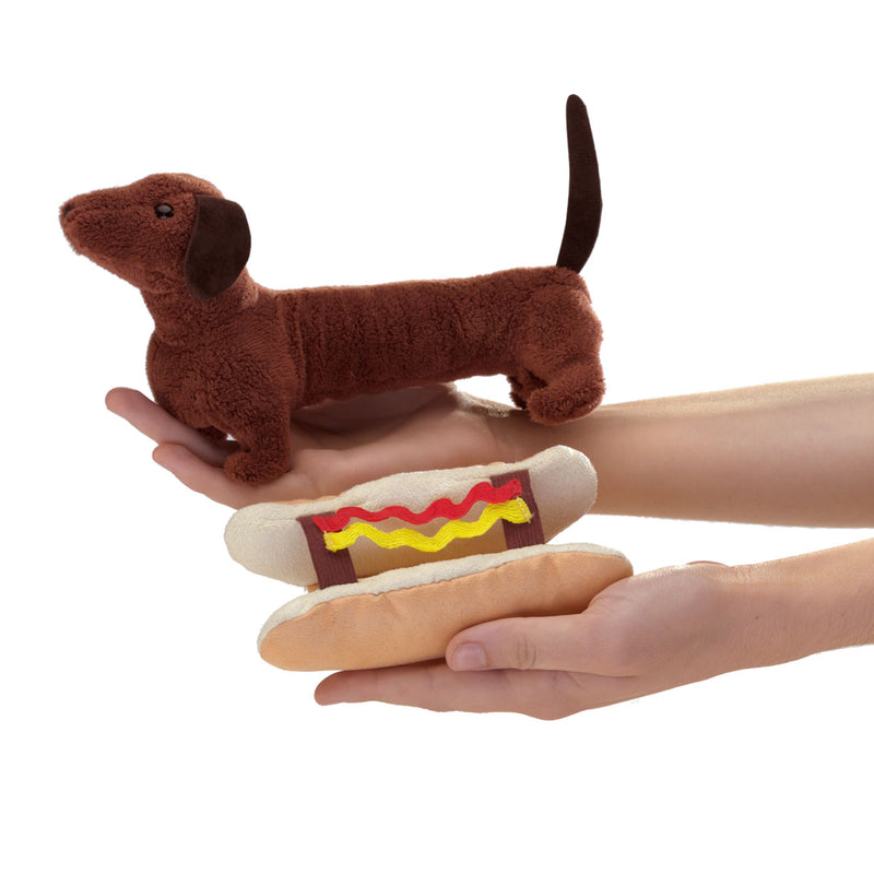 Hot Dog Puppet - Folkmanis