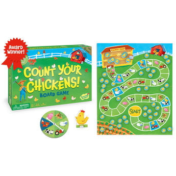Count Your Chickens - Peaceable Kingdom
