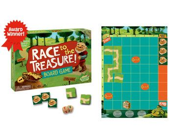 Race to the Treasure! - Peaceable Kingdom