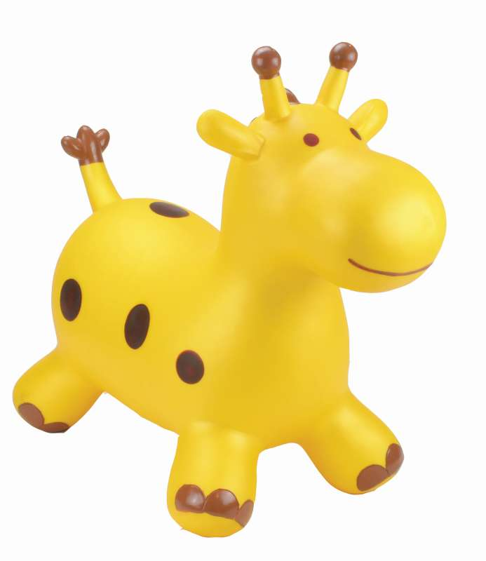 Gold Giraffe Small - Happy Hopperz
