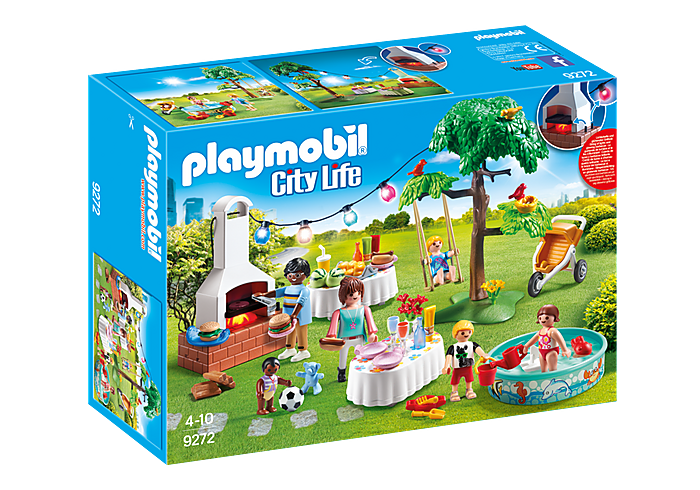 Housewarming Party - Playmobil