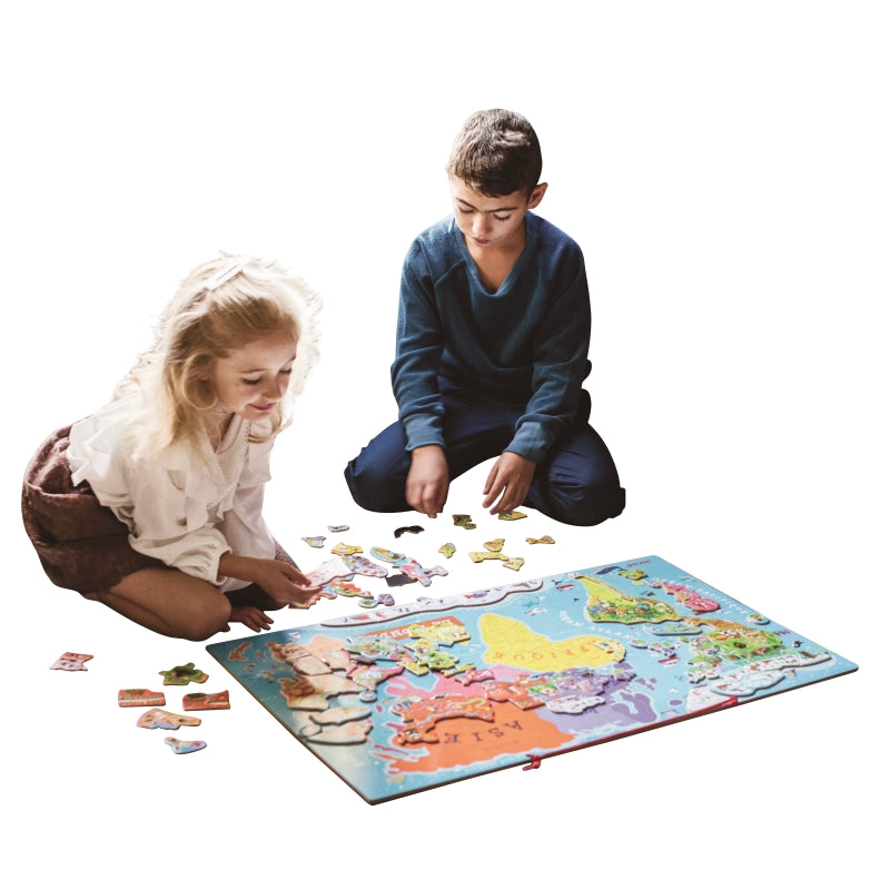 World Puzzle - Janod