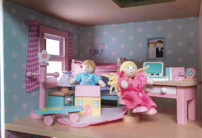 Daisy Lane Childrens Bedroom - Le Toy Van s