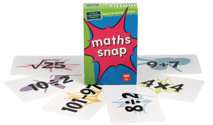 Maths Snap Cards