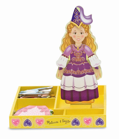 Princess Elise Magnetic Dress Up - Melissa and Doug