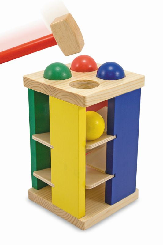 Pound and Roll Tower - Melissa and Doug