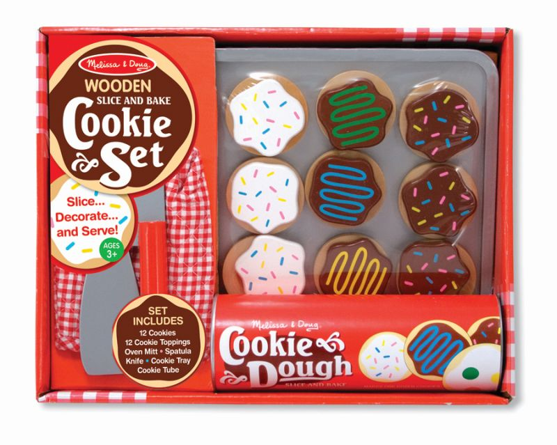 Slice and Bake Cookie Set - Melissa and Doug