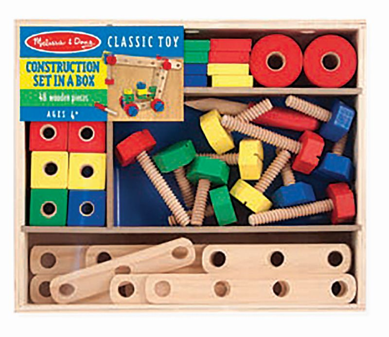 Construction Set 48pc - Melissa and Doug
