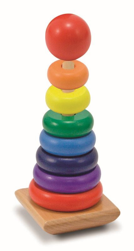 Rainbow Stacker - Melissa and Doug