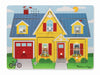 Around the House Sound Puzzle 8pc - Melissa and Doug