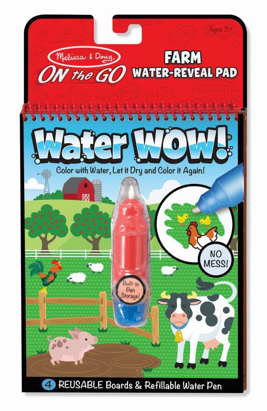 Farm Water WOW On The Go - Melissa and Doug