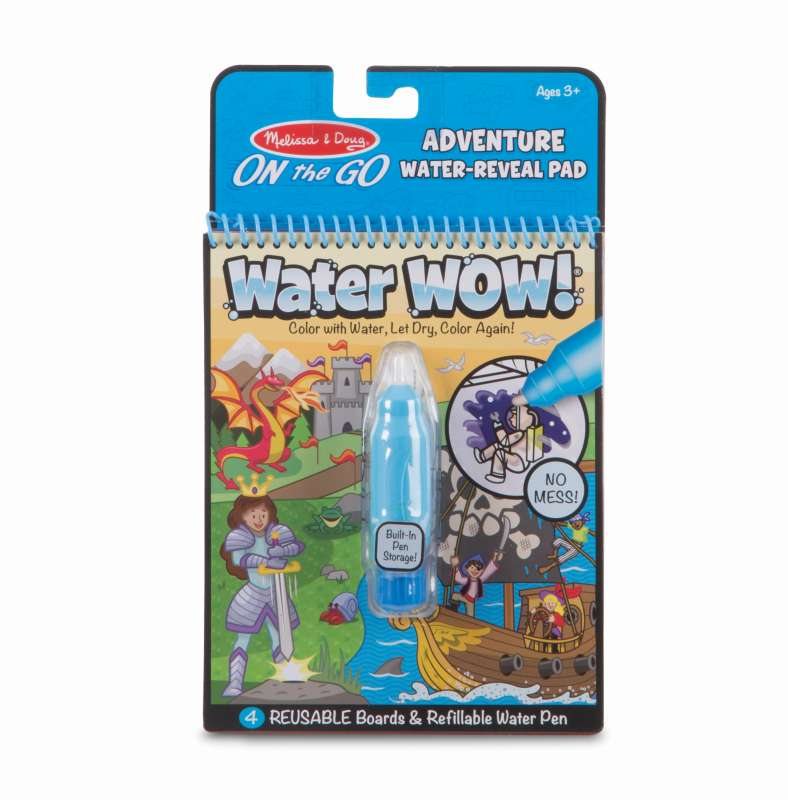 Adventure Water WOW On The Go - Melissa and Doug
