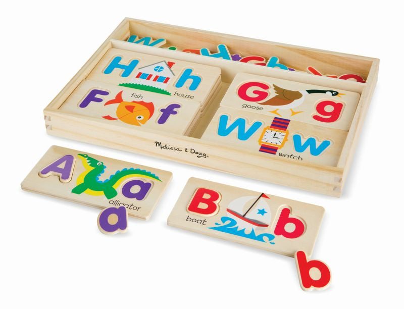 ABC Picture Boards - Melissa and Doug