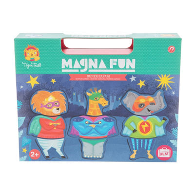 Magna Fun Super Safari - Tiger Tribe