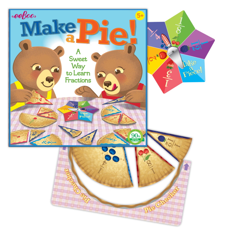 Make a Pie - eeBoo