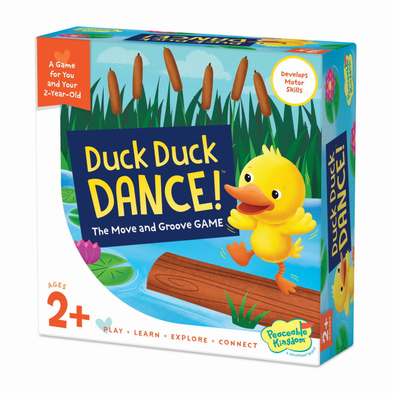 Duck Duck Dance - Peaceable Kingdom