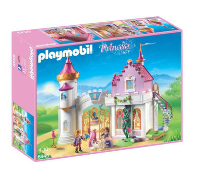 Royal Residence Castle - Playmobil box
