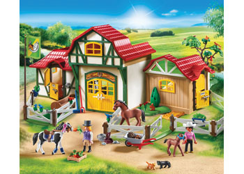 Horse Farm - Playmobil