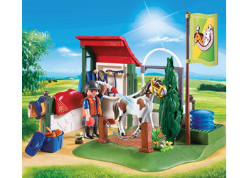 Horse Grooming Station - Playmobil
