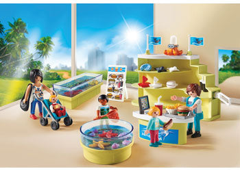 Aquarium Shop - Playmobil