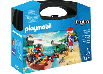 Pirate Raider Carry Case - Playmobil