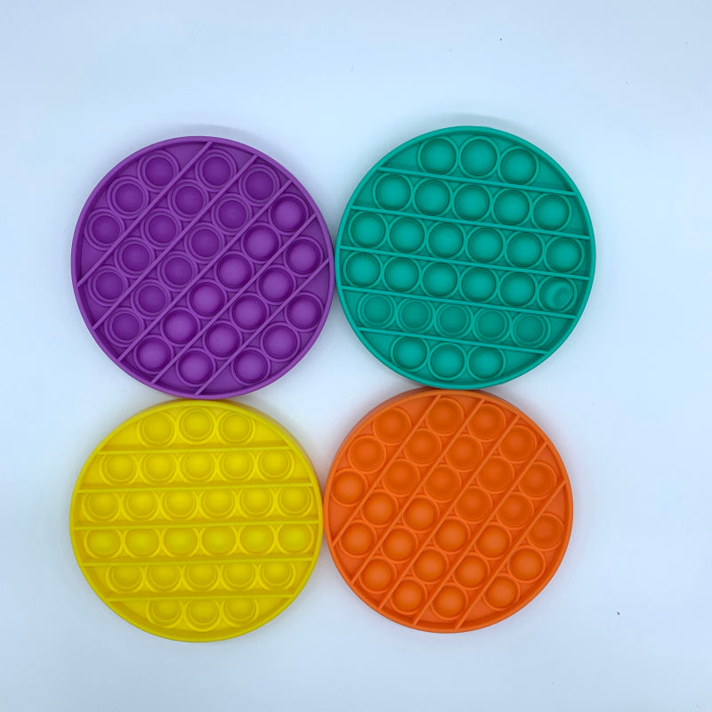 Circle Pop It Fidget Toy