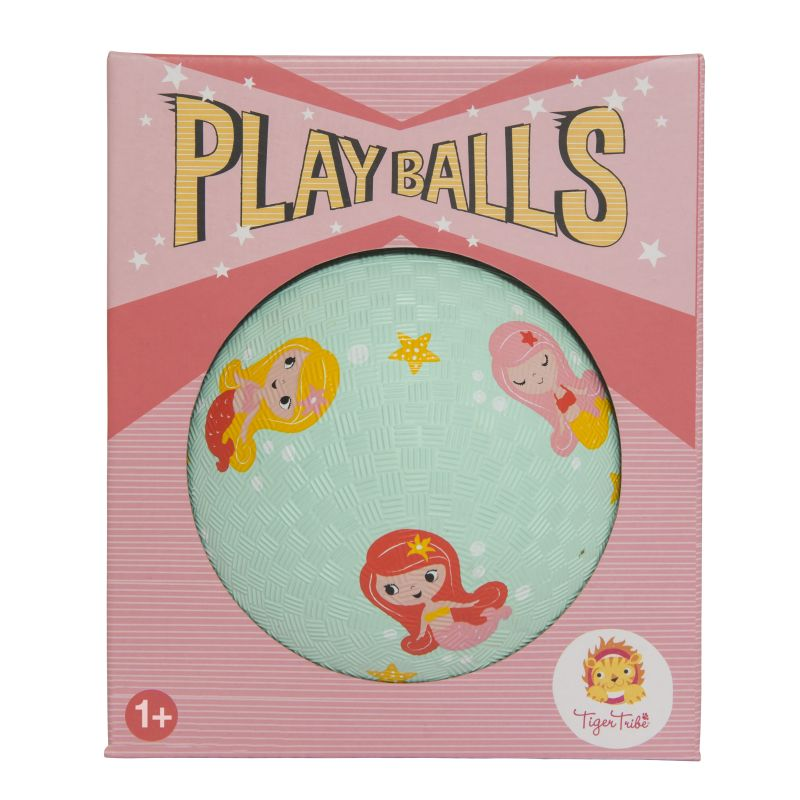 Mermaid Play Balls - Tiger Tribe