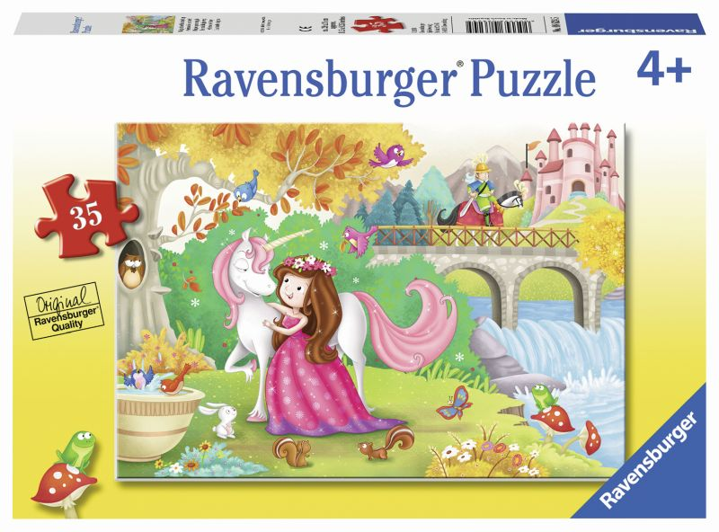 Afternoon Away 35pc Puzzle - Ravensburger