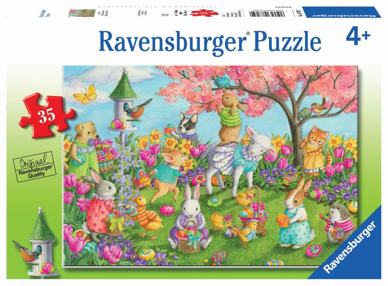 Egg Hunt 35pc Puzzle - Ravensburger
