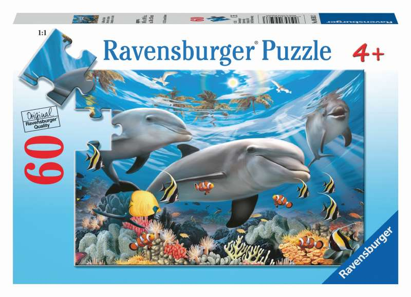 Carribean Smile 60pc Puzzle - Ravensburger