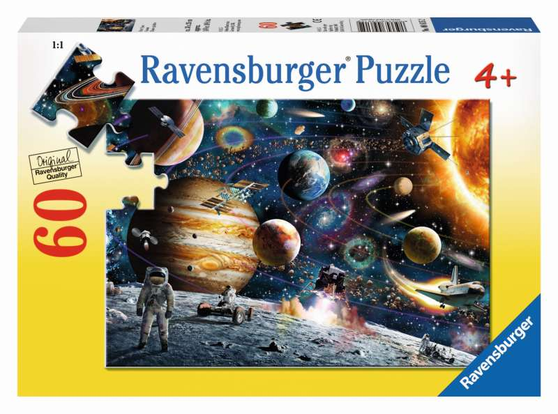 Outer Space 60pc Puzzle - Ravensburger