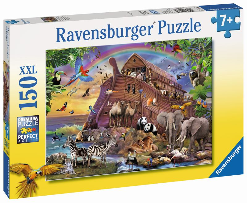 Boarding the Ark 150pc Puzzle - Ravensburger