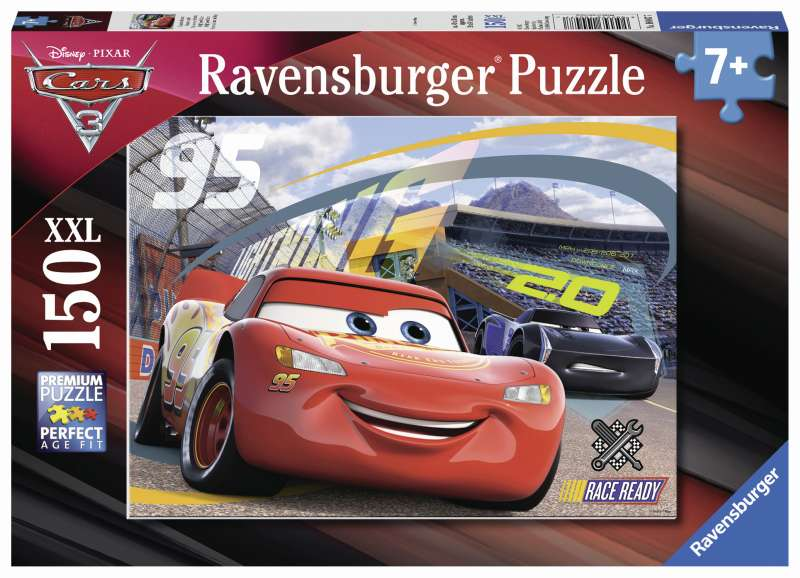 Disney Cars Fast Race 150pc XXL Puzzle - Ravensburger