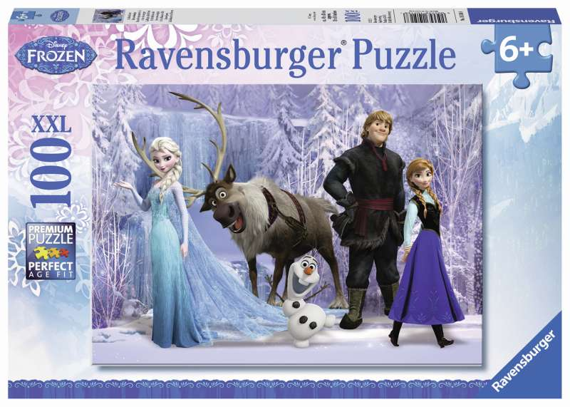 Disney Snow Queen 100pc XXL Puzzle - Ravensburger