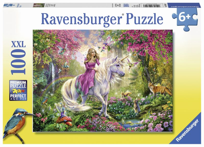 Magical Ride 100pc Puzzle - Ravensburger