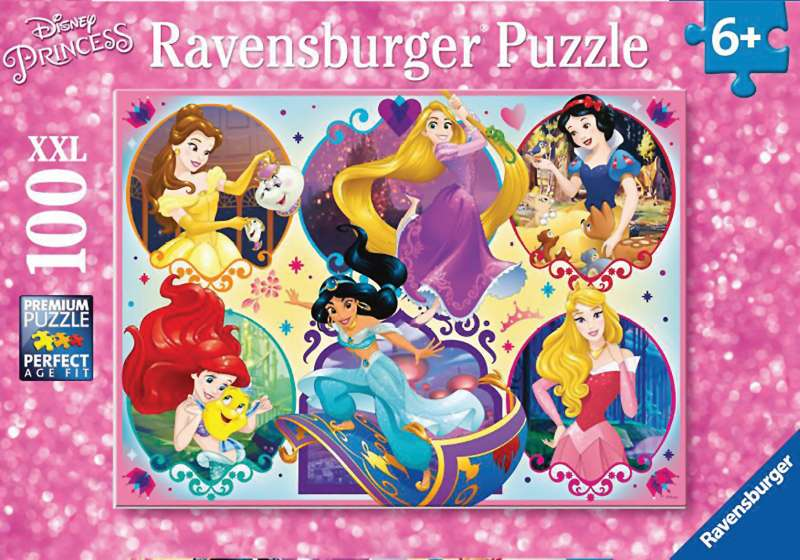 Disney Princess 2 100pc xxl Puzzle - Ravensburger