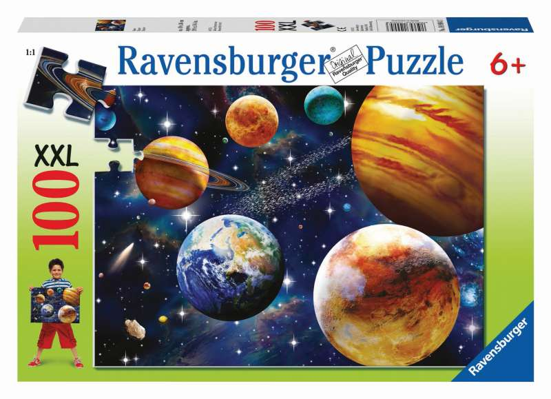 Space 100pc Puzzle - Ravensburger