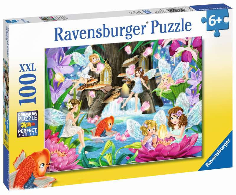 Magical Fairy Night 100pc Puzzle - Ravensburger