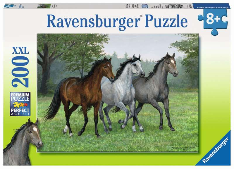 Wild Trifecta Puzzle 200pc - Ravensburger