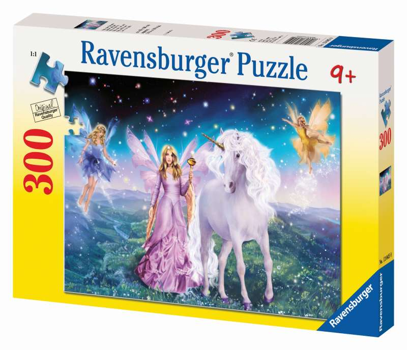 Magical Unicorn Puzzle 300pc - Ravensburger