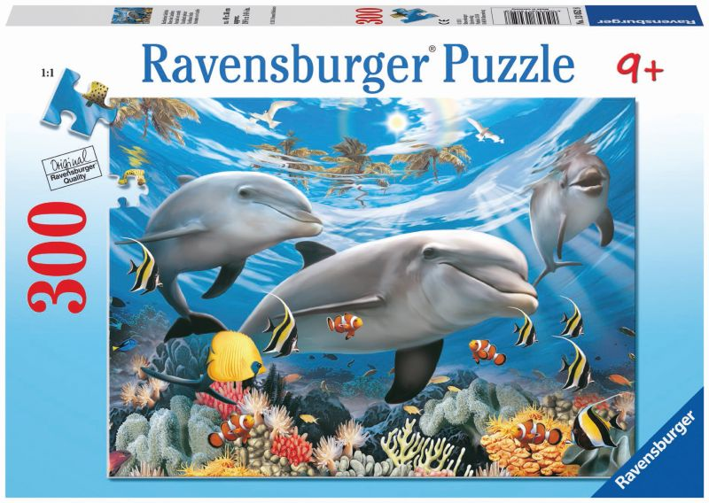 Caribbean Smile 300pc Puzzle - Ravensburger