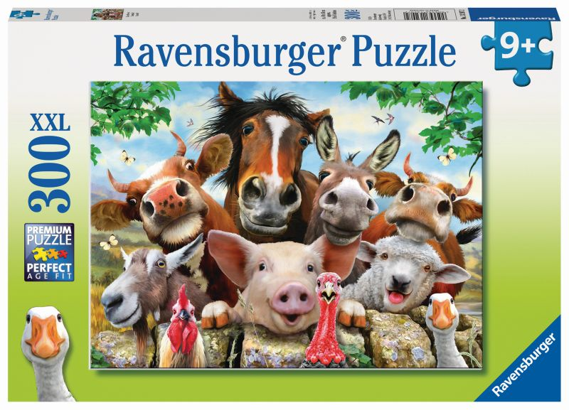 Say Cheese 300pc Puzzle - Ravensburger