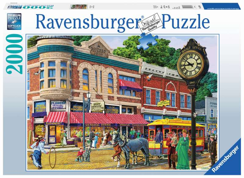 Ellens General Store Puzzle 2000pc - Ravensburger