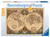 Historical World Map 5000pc Puzzle - Ravensburger