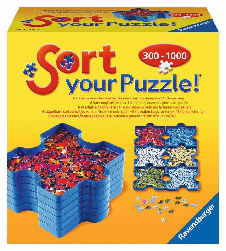 Sort Your Puzzle - Ravensburger