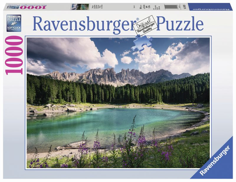 The Dolomites 1000pc Puzzle - Ravensburger