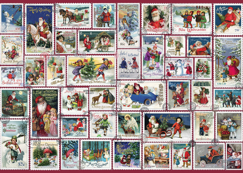 Christmas Wishes 1000pc Puzzle - Ravensburger