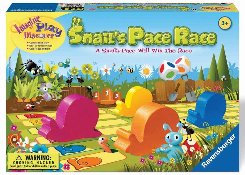 Snails Pace Race Game - Ravensburger
