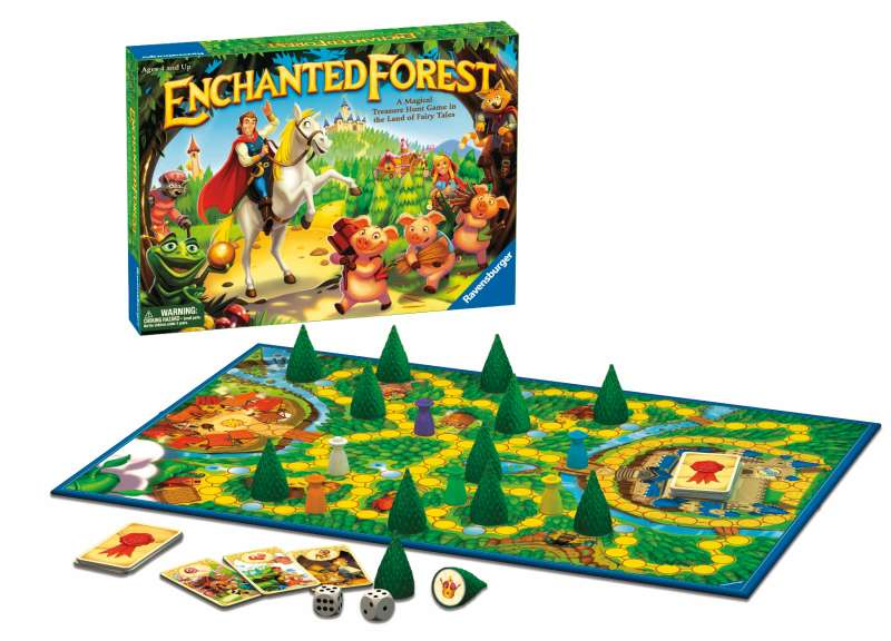 Enchanted Forest Game - Ravensburger