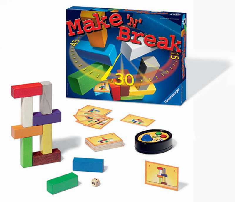 Make n Break Game - Ravensburger